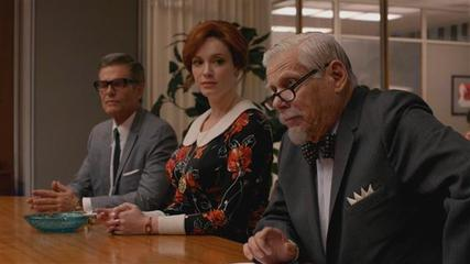 News video: Harry Hamlin on Working with the Writers of 'Mad Men'